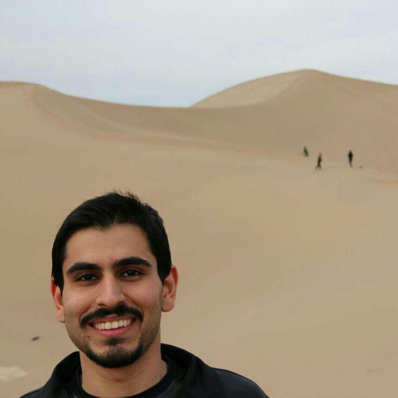 Ali Moharrami : Researcher